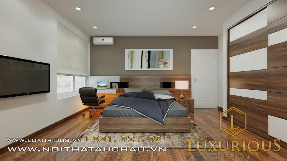 Thiết kế thi công nội thất trọn gói biệt thự