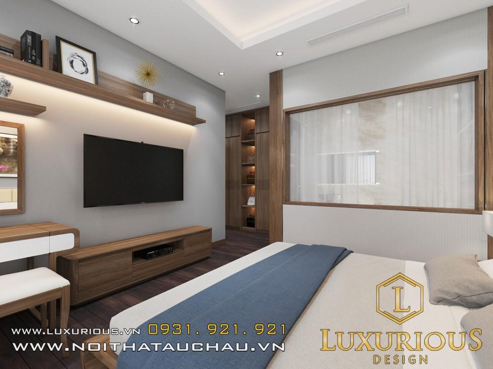Công ty chuyên thiết kế thi công nội thất Vinhome Metropolis