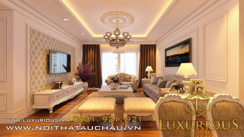 thiết kế nội thất yên bái chung cư