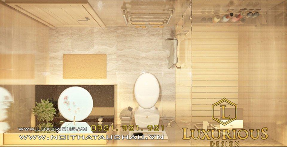 nhà vệ sinh chung cư