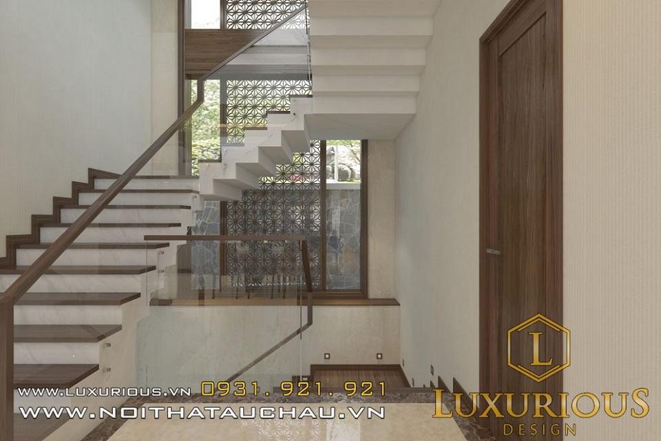 Thiết kế thi công nội thất nhà biệt thự vinhomes the Harmony