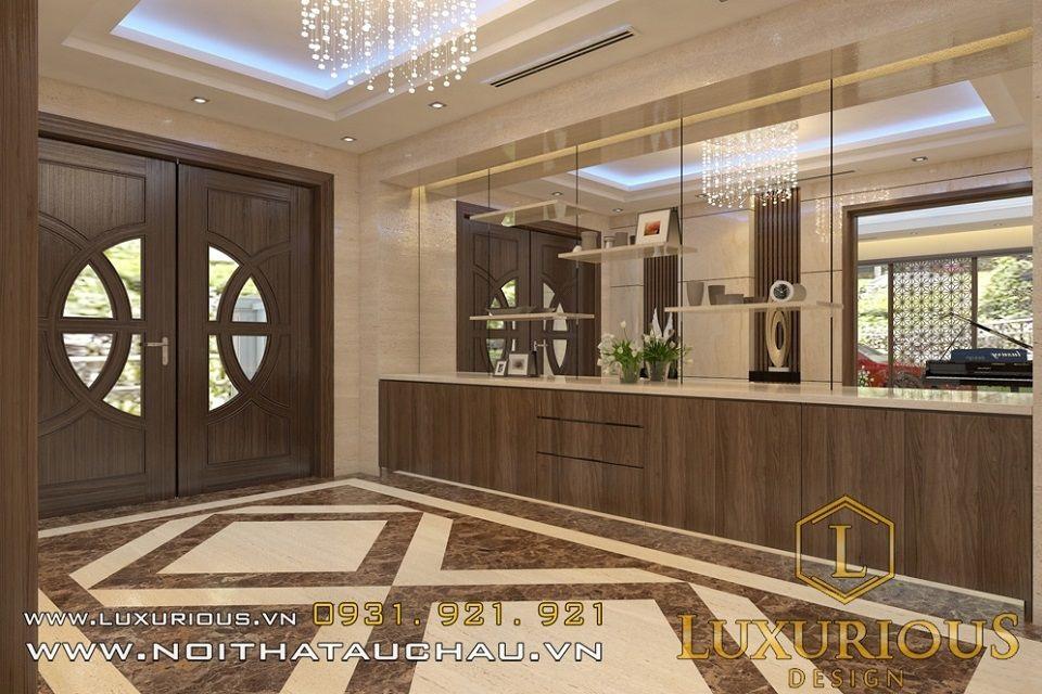 Như một resort 5 sao biệt thự vinhomes The harmony thu hút ngay từ cái nhìn đầu tiên