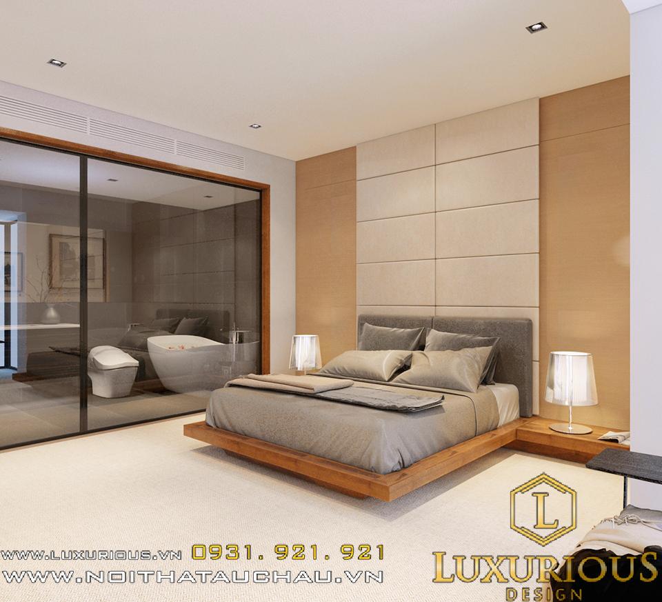 Mẫu thiết kế nội thất khách thiết kế thi công nội thất khách sạn redstar hotel phòng ngủ vip