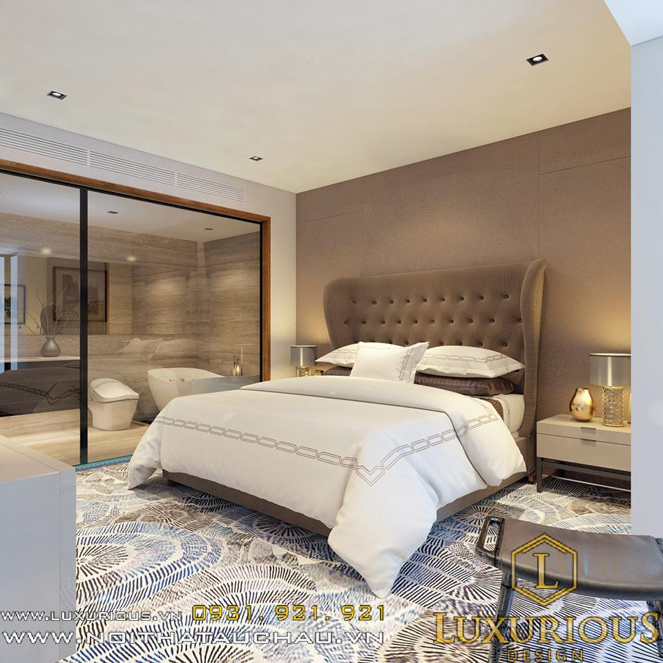 Mẫu thiết kế nội thất phòng ngủ khách sạn Mẫu thiết kế nội thất khách sạn redstar hotel