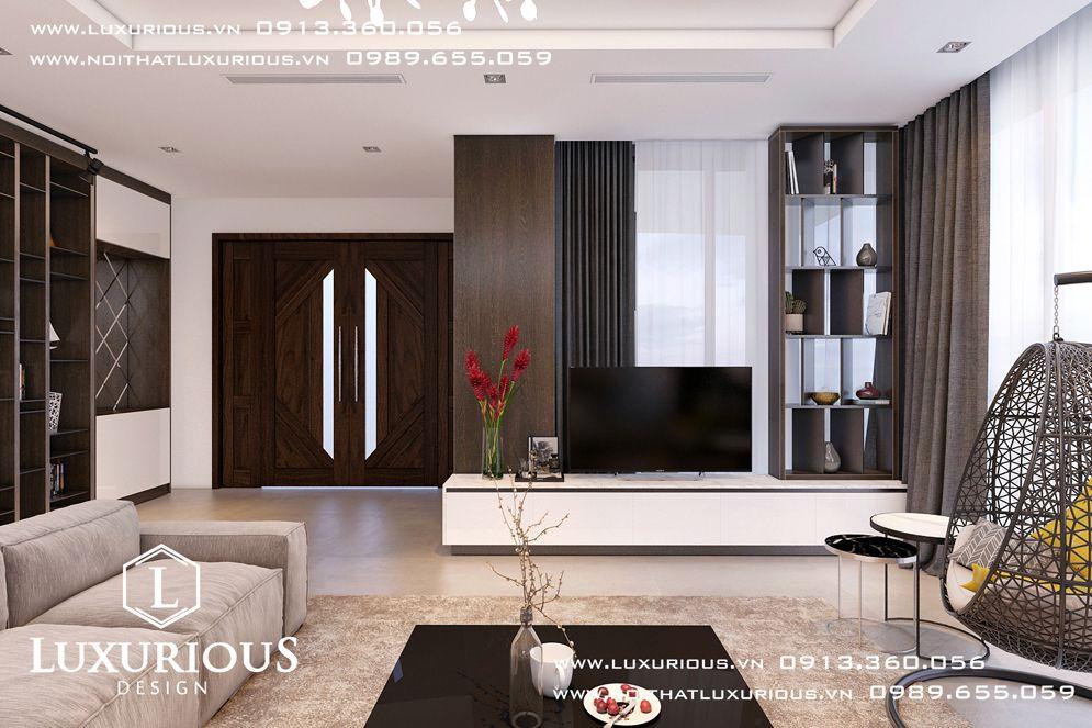 Thiết kế thi công nội thất nhà biệt thự