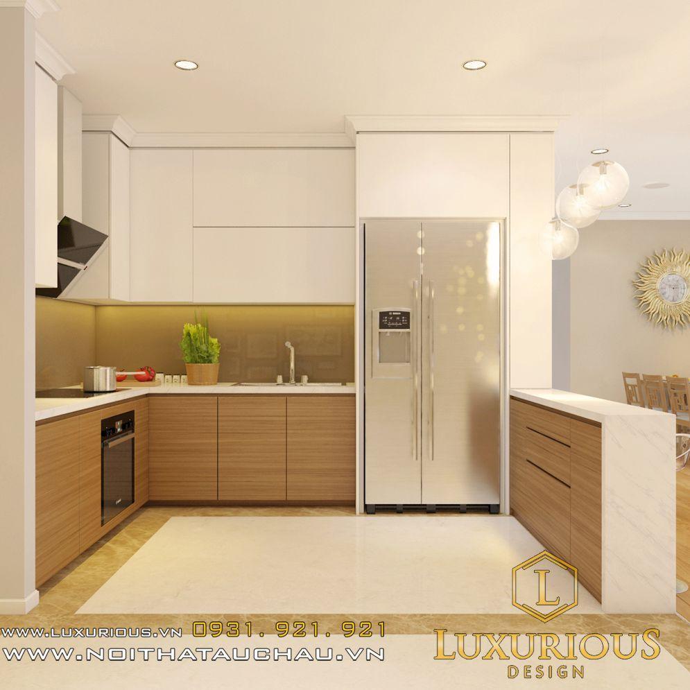 Mẫu thiết kế nội thất nhà chung cư Hot nhất hiện nay