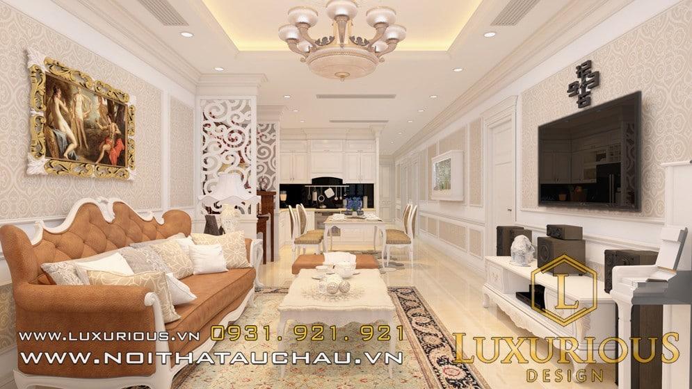 Thiết kế nội thất chung cư giá 0 đồng