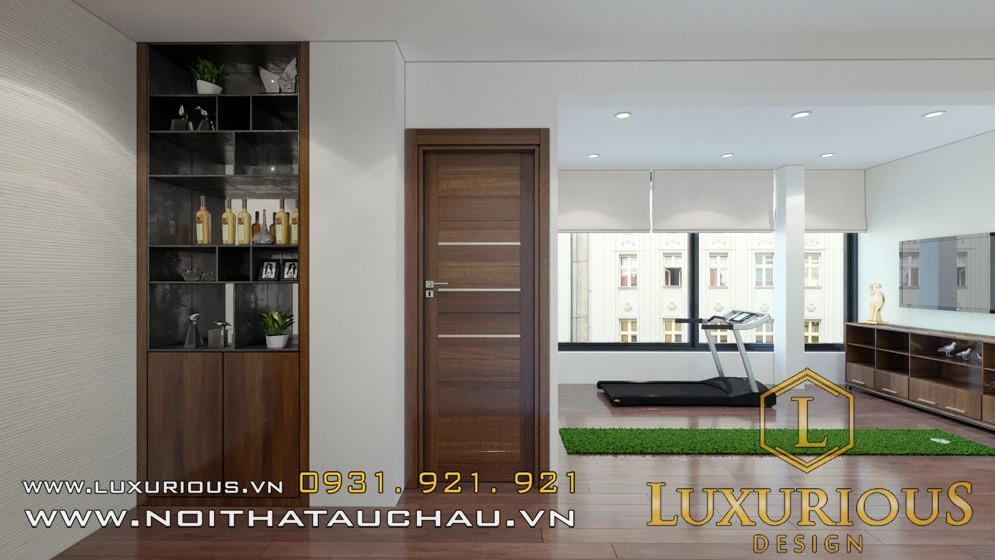 Logia penthouse