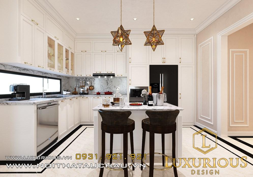Công ty thiết kế nội thất biệt thự Starlake chuyên nghiệp đẳng cấp
