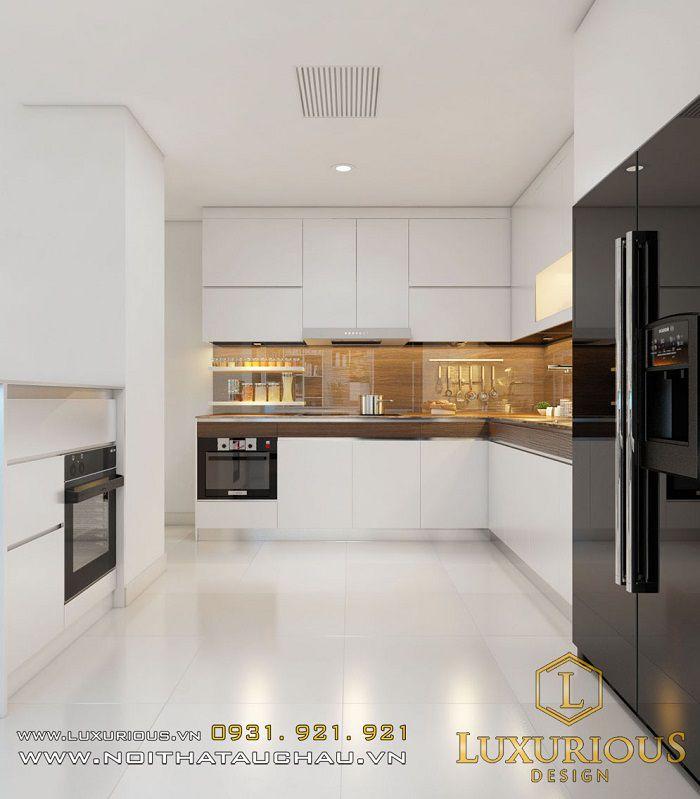 Thiết kế nội thất trăm triệu nha chung cư 70m2