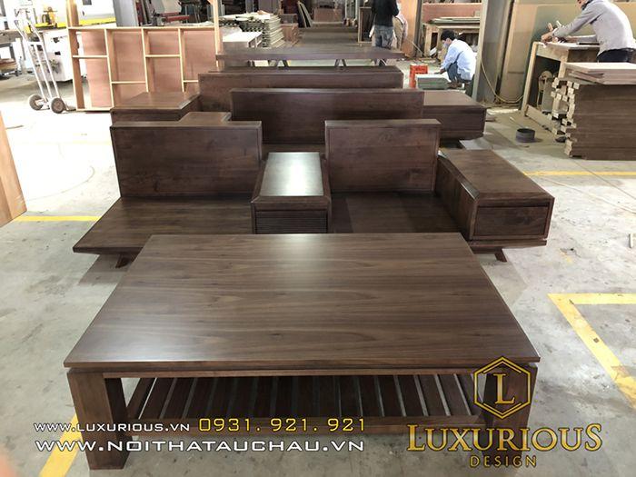 Bảo hành trọn gói đồ gỗ nội thất