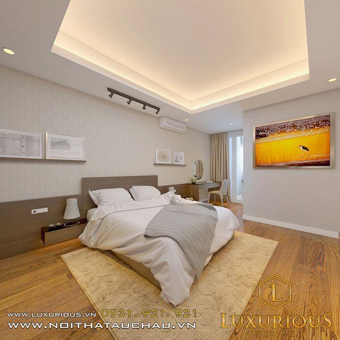 Nội thất phòng ngủ nhà 50m2