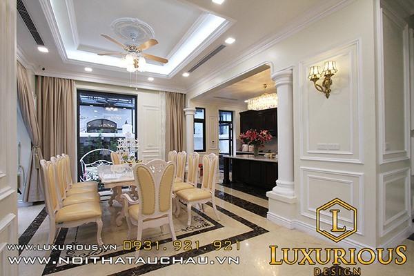 Tỉ lệ vàng trong thiết kế nội thất
