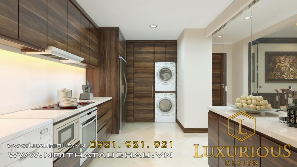 Mẫu thiết kế căn hộ chung cư Royal City