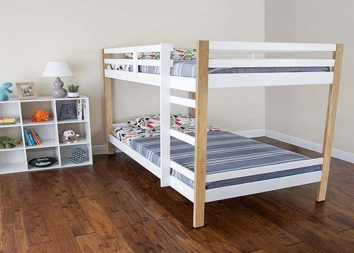 Mẫu giường tầng cho bé đảm bảo an toàn