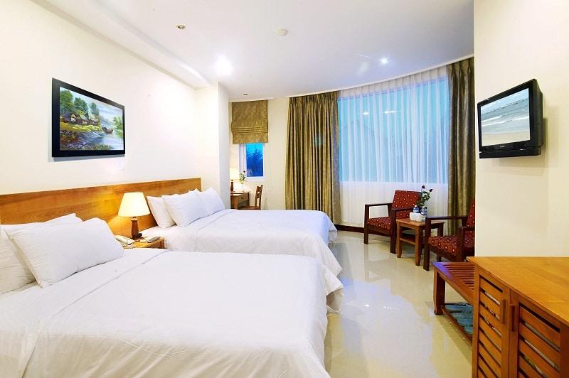 Các loại phòng trong khách sạn 1