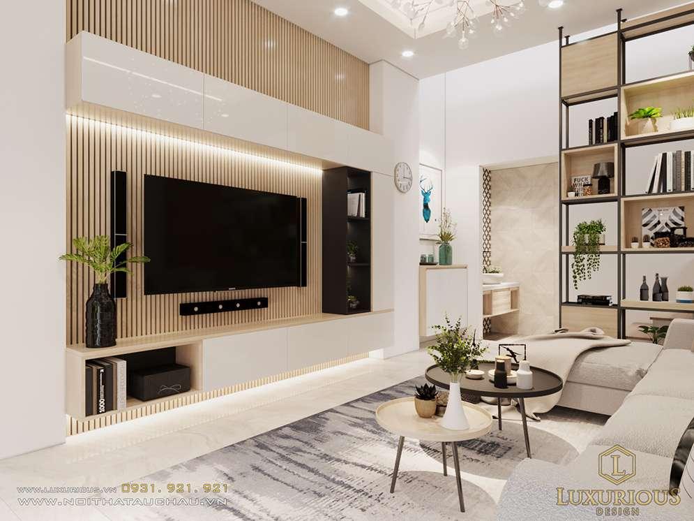 Tham khảo mẫu thiết kế nội thất nhà lô phố ở Phú Đô Mỹ Đình