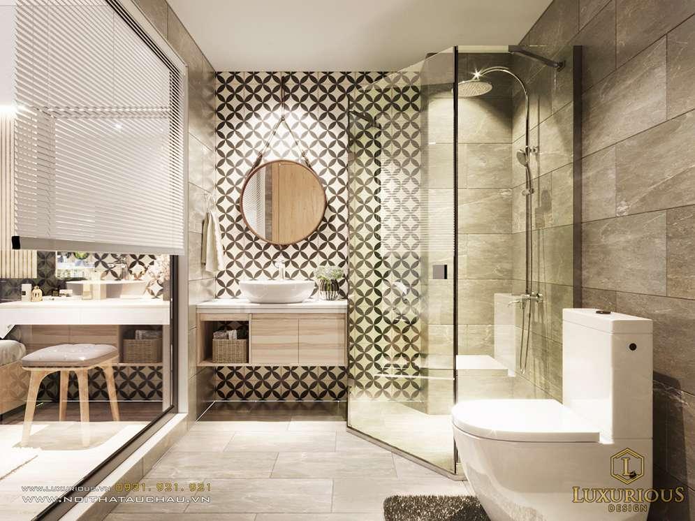 Thiết kế thi công nội thất nhà lô phố Phú Đô Mỹ Đình Hà Nội