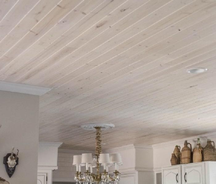 Mẫu trang trí trần nhà 2