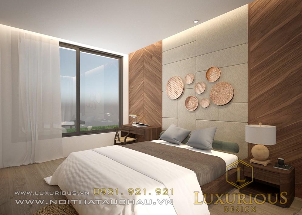 Mẫu nội thất phòng ngủ đẹp Đà Nẵng