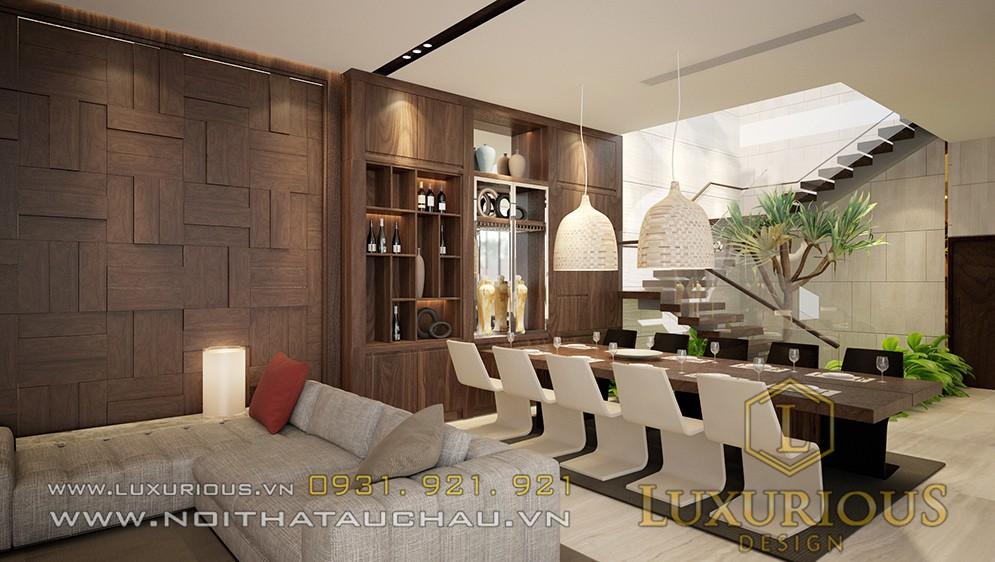 Đơn vị thiết kế nội thất biệt thự Đà Nẵng đẹp