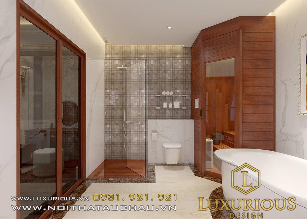 Thiết kế chung cư golden palm nhà vệ sinh