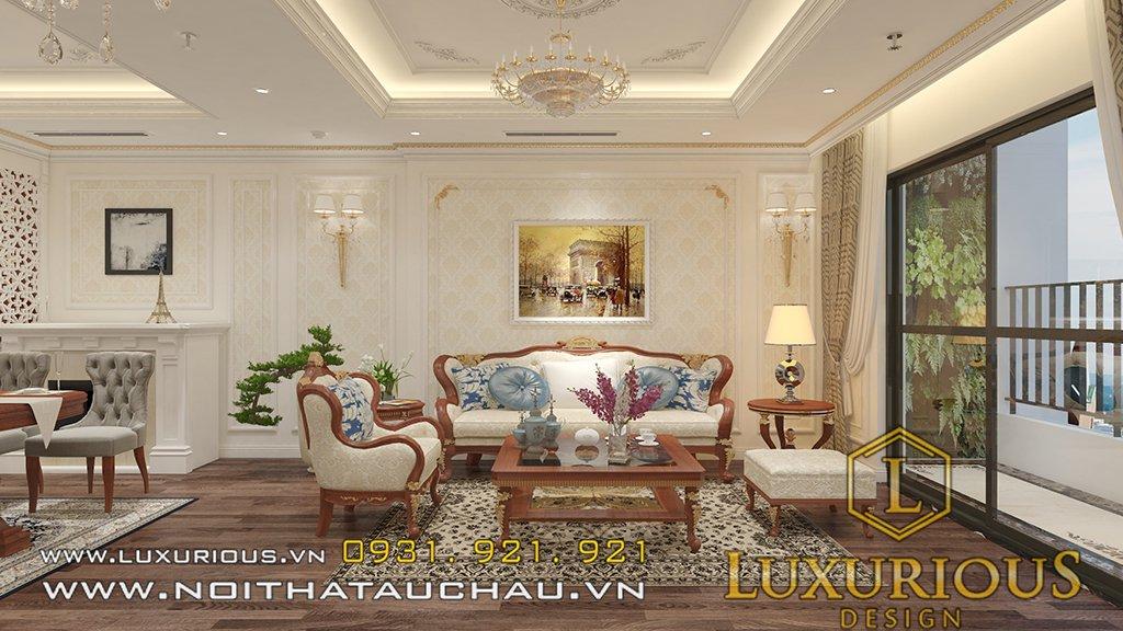 thiết kế chung cư golden palm