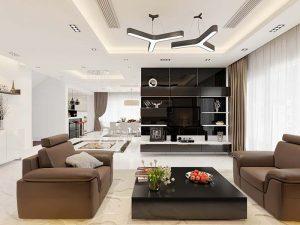 Công ty thiết kế nội thất biệt thự