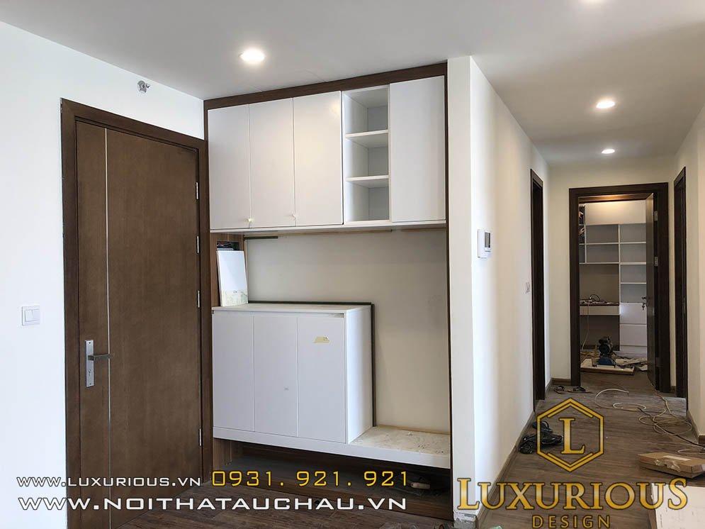 Hoàn thiện nội thất chung cư tại hà nội