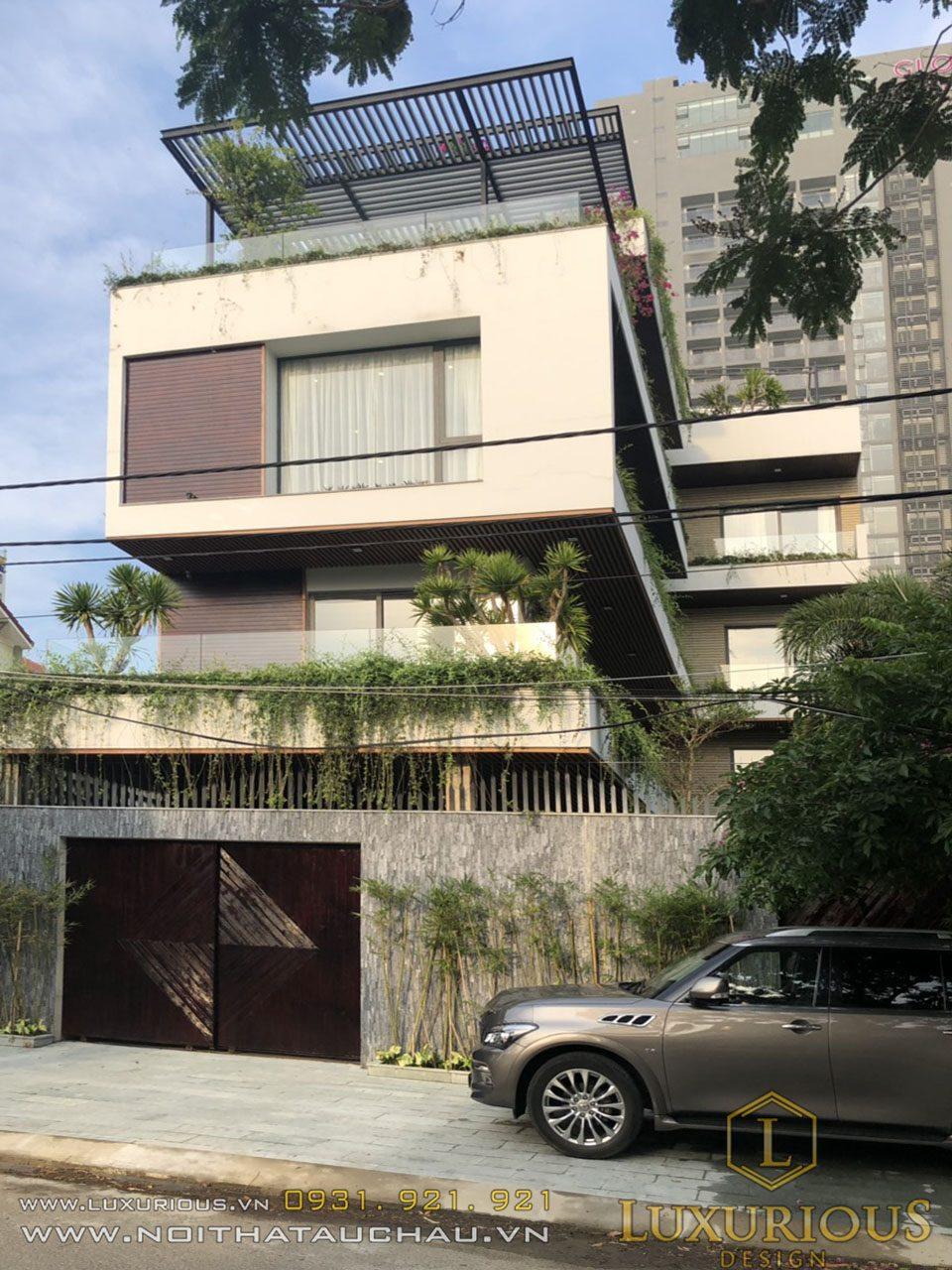 tư vấn thiết kế nội thất nhà phố