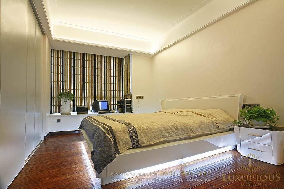 Biệt thự 3 tầng đẹp có mái thái