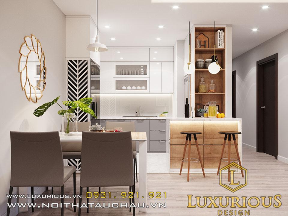 Chi phí hoàn thiện căn hộ chung cư