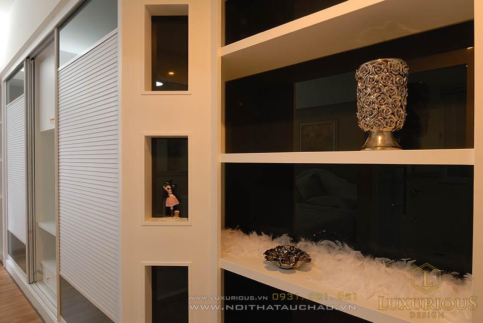Hoàn thiện nội thất căn hộ chung cư cao cấp 100m2