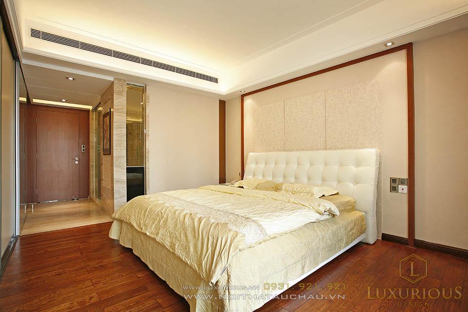 Mẫu phòng ngủ song lập
