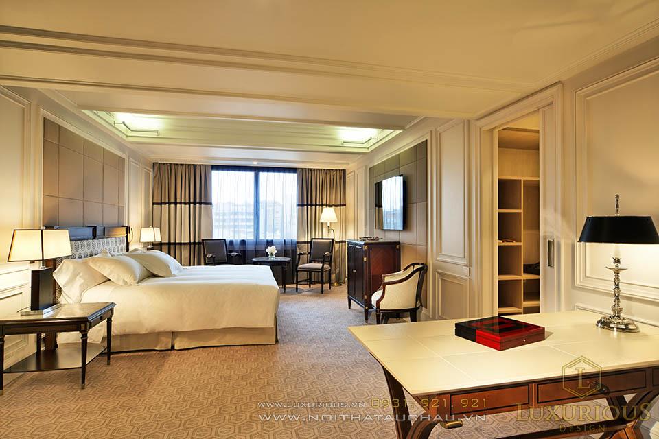 Phòng khách sạn 5 sao đẳng cấp