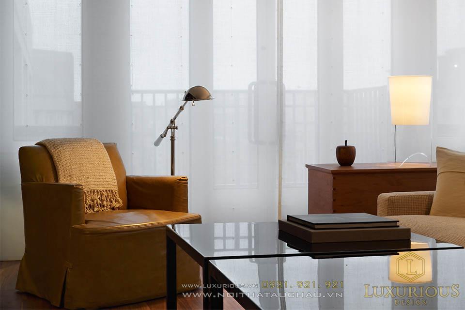 Thi công nội thất chung cư cầu giấy Hà Nội