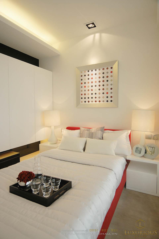 Phòng ngủ hiện đại, sang trọng, đẳng cấp