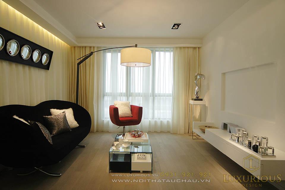 Thiết kế thi công nội thất nhà ống đẹp 4 tầng 4x15m