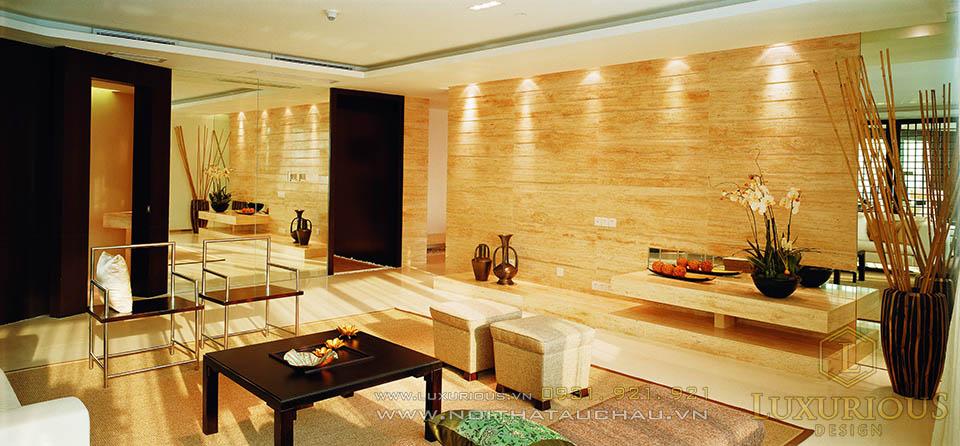 Thi công nội thất chung cư trọn gói chuyên nghiệp tại Hà Nội