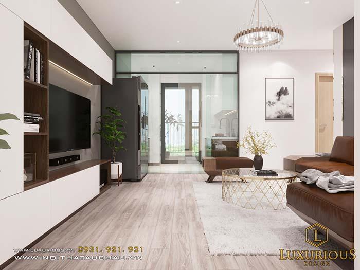 Thiết kế nội thất thông minh cho căn hộ nhỏ 20m2