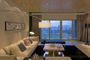 Mẫu thiết kế thi công nội thất chung cư tại Cầu Giấy