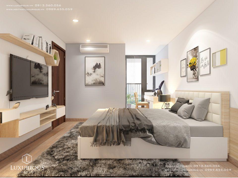 Mẫu thiết kế nội thất nhà chung cư Centrepoint