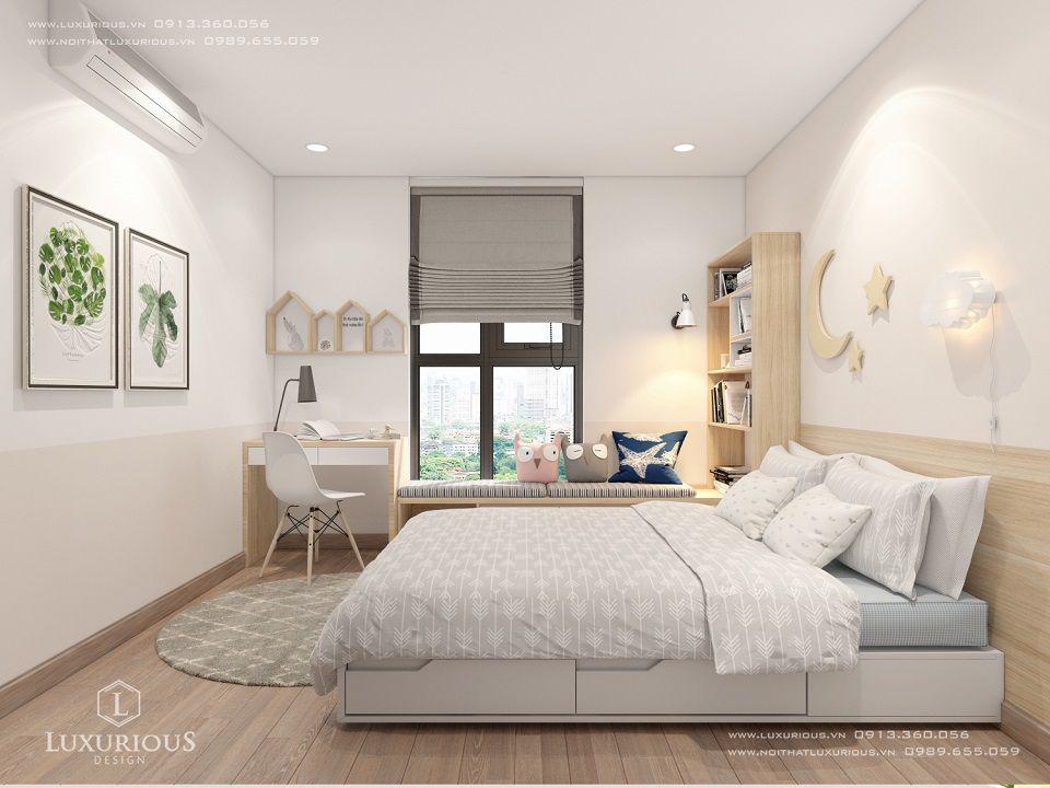 Thiết kế chung cư Centrepoint cao cấp