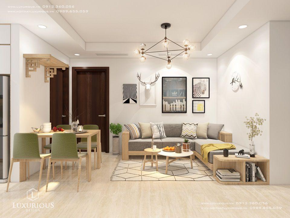 Thiết kế nội thất nhà chung cư Centrepoint