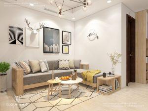 Mẫu thiết kế nội thất chung cư Centrepoint