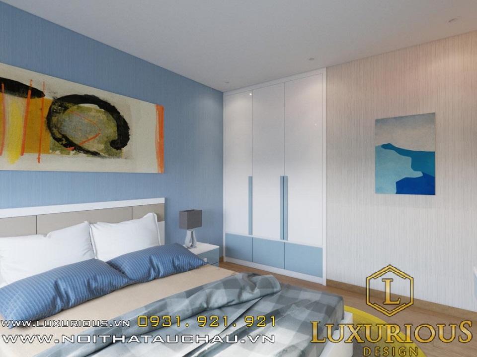 Mẫu thiết kế nội thất căn hộ chung cư mini đẹp