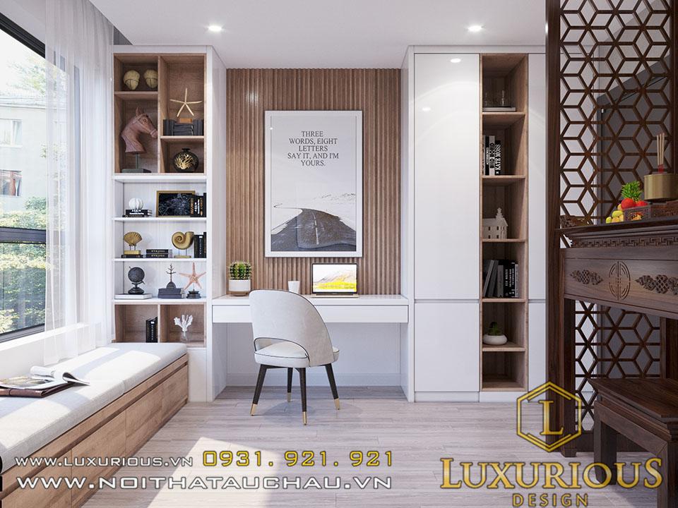 Thiết kế nội thất chung cư times city hiện đại