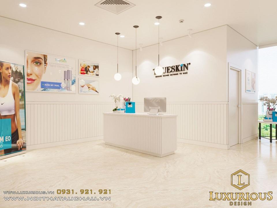 Thiết kế nội thất Trueskin mang phong cách hiện đại