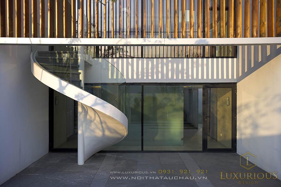 Thiết kế nhà biệt thự 3 tầng hiện đại đẳng cấp