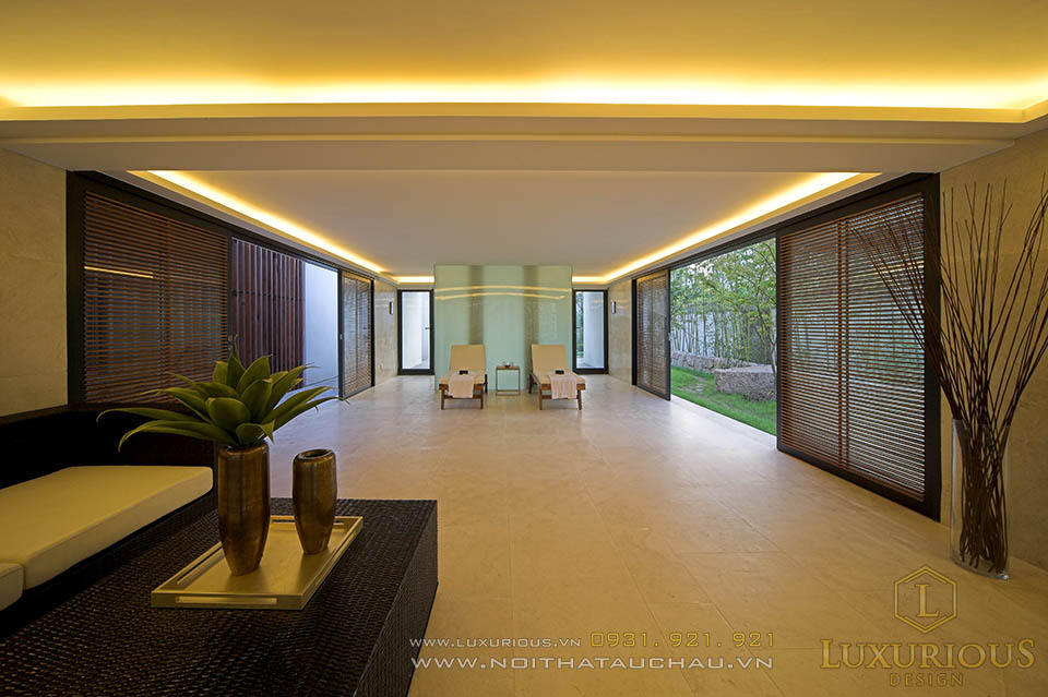 Mẫu thiết kế nhà biệt thự cao cấp tại TP Hồ chí Minh
